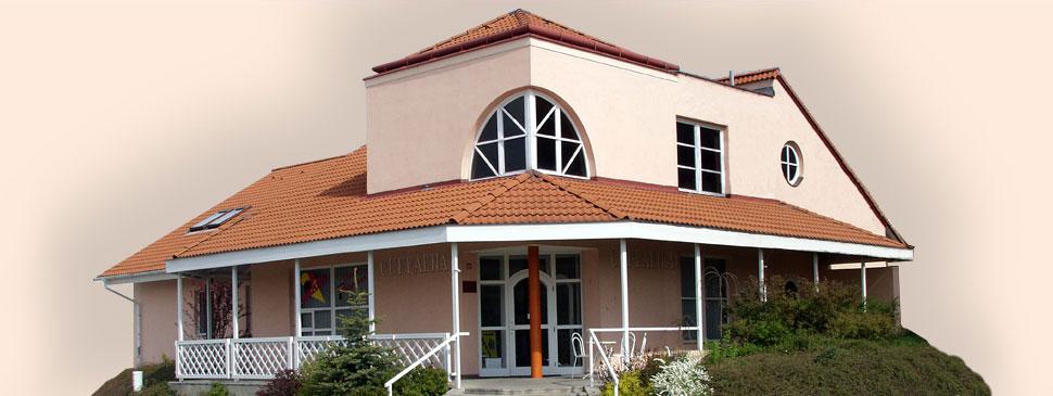 obrázek - budova cukrárny